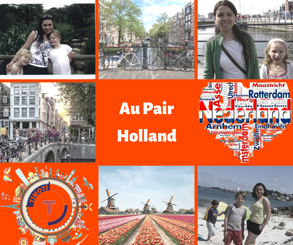 Au Pair Hollanda Başvuru Şartları